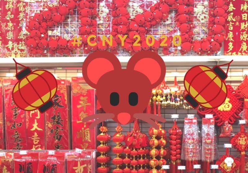 BUON ANNO – 新年快乐 (Xīnnián kuàilè)