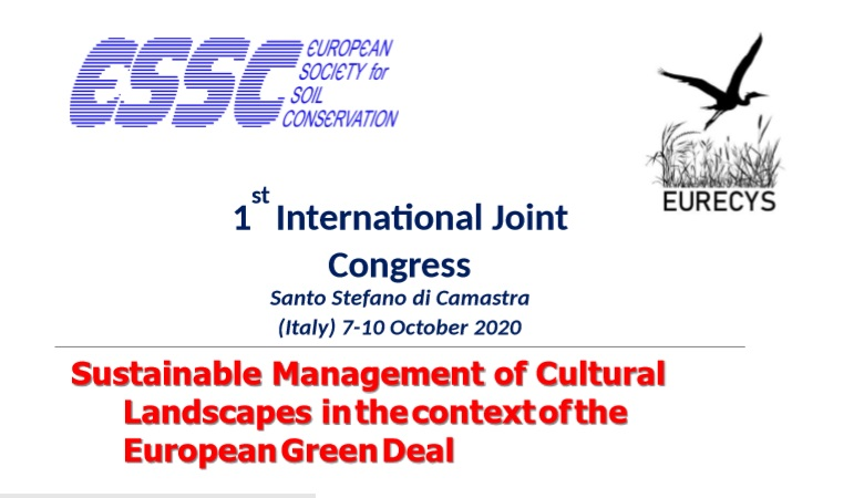 Partnership tra Rubrics e l'European Society for Soil Conservation