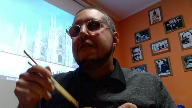 Video-live da Milano: Coronavirus e psicosi