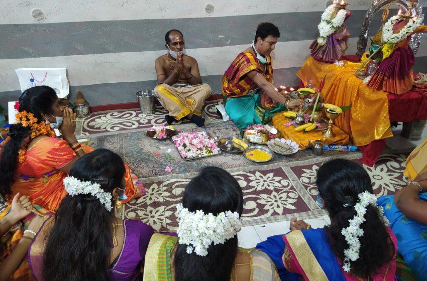 Maha Lakshmi, reportage fotografico