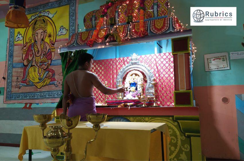 Al Tempio di Ganesha di Napoli (video e foto)