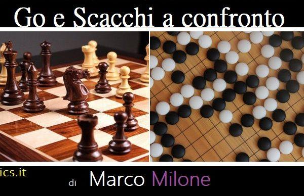 rubrics go scacchi marco milone giochi game