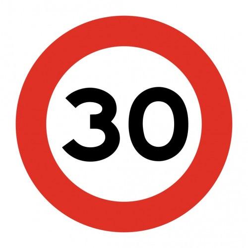 Nuovo limite di 30 km/h: cosa accadrà ora