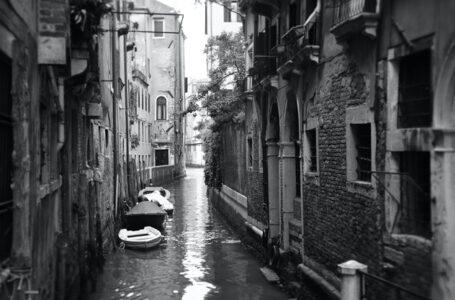 Venezia e Guccini, percezioni geografiche.