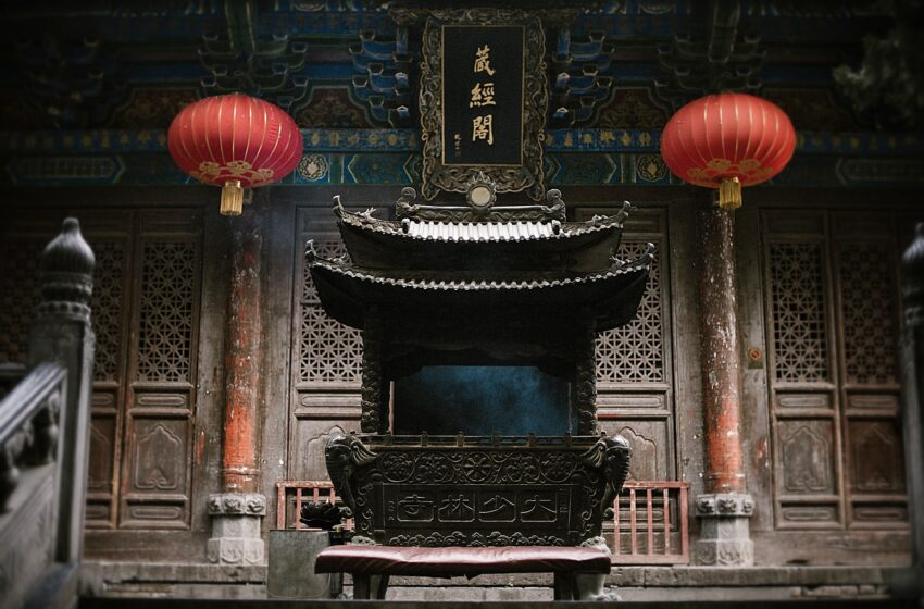 Shàolín, tra Buddismo Chan e Arti marziali