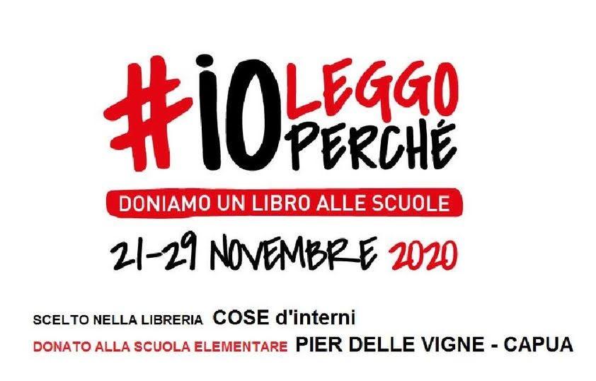 Donare libri alle scuole come forma di resistenza –  L'intervista a Giuseppe Bellone