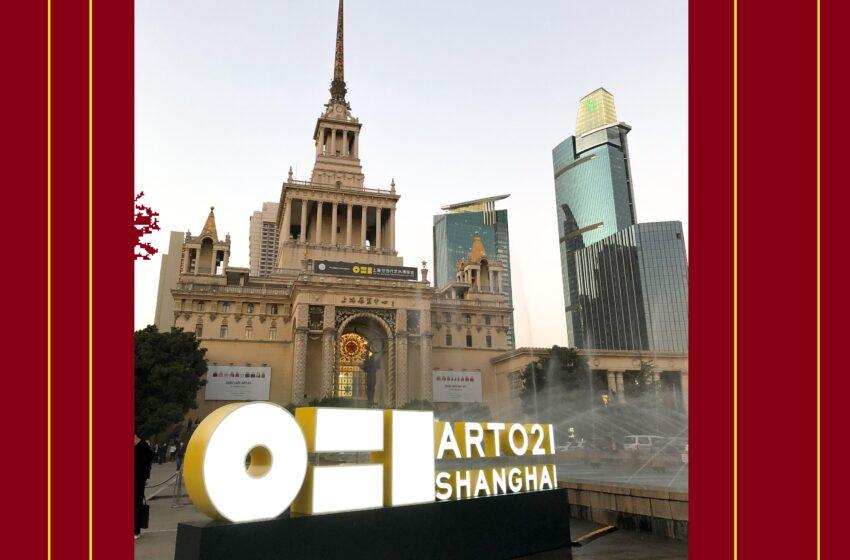 La Mostra d'Arte Contemporanea di Shanghai