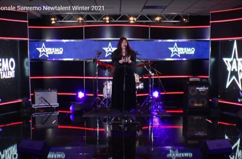 La casertana Mariagrazia De Luca è Finalista Assoluta a Sanremo Newtalent (su Sky)