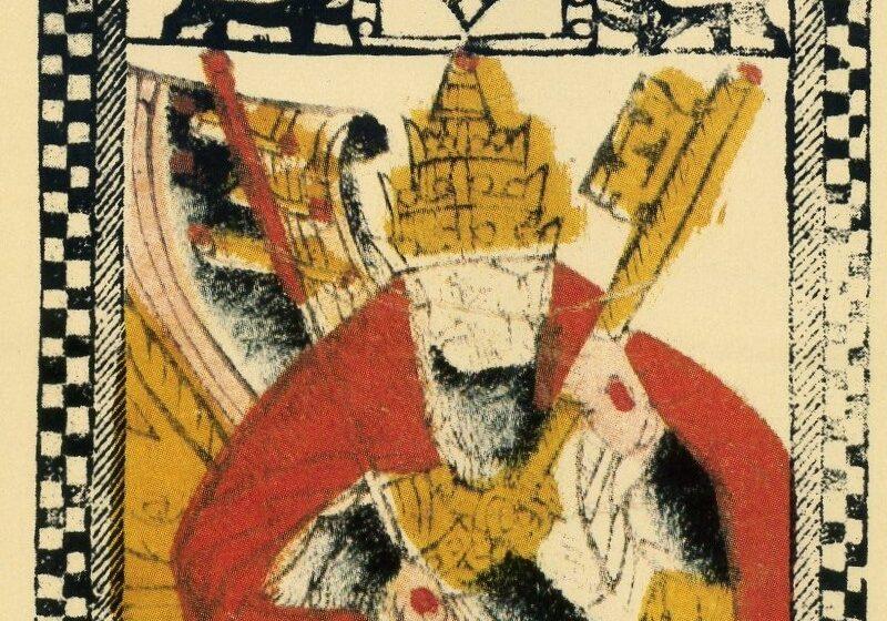 Il Papa dei Tarocchi: origine e simboli