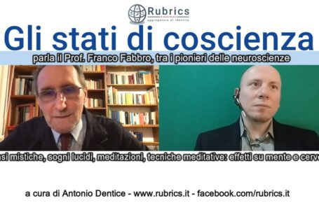 RUBRICS RUBRICS.IT franco fabbro antonio dentice scienza neuroscienza