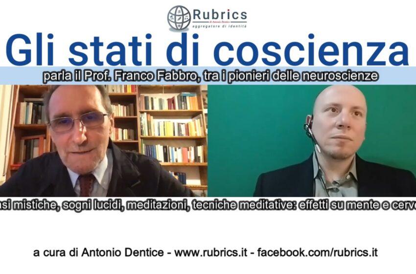 Gli stati di coscienza, dalle estasi alle meditazioni (video)