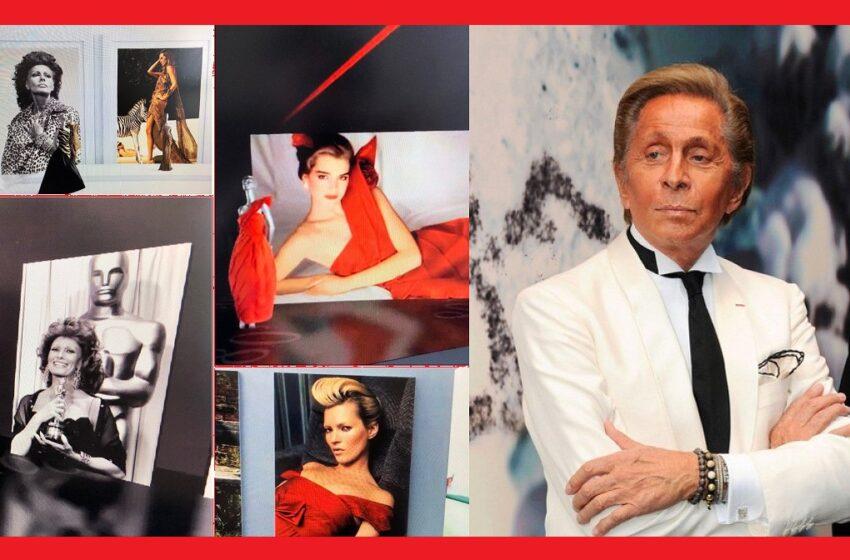Il museo dello stilista Valentino