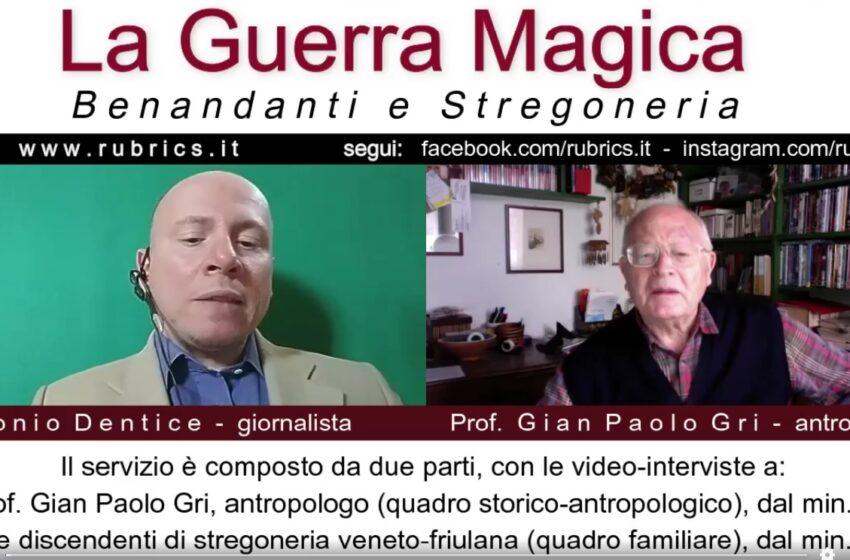 La Guerra Magica: Stregoneria e Benandanti [video]