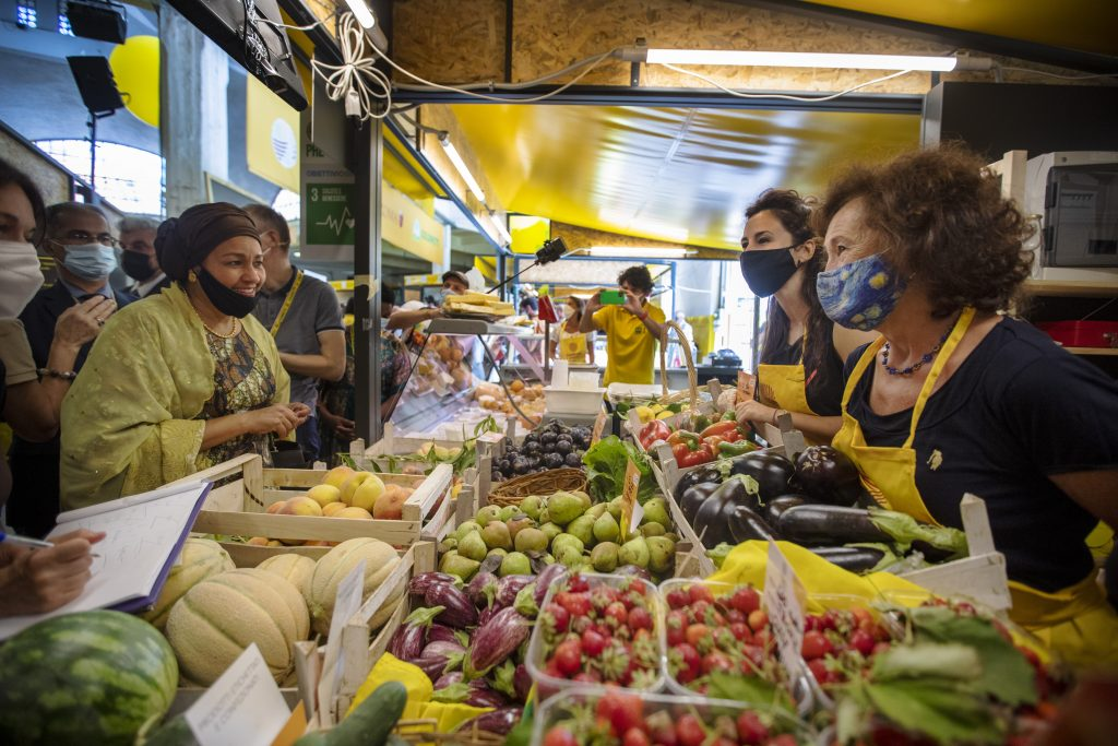 ONU cibo food summit eardog rubrics rubrics.it antonio dentice mario draghi